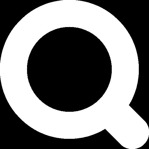 虫眼鏡ロゴ
