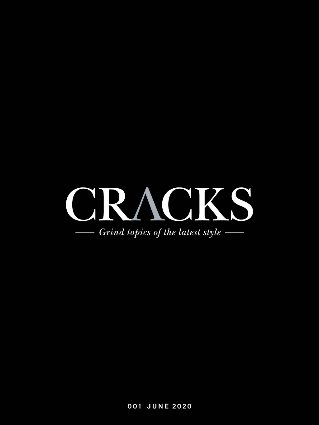 MONTHLY / CRACKS