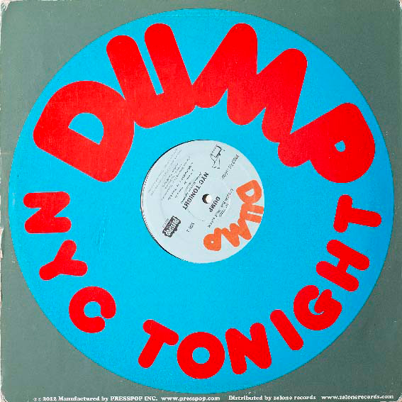 NYC TONIGHT<br>(Version Shintaro Sakamoto)