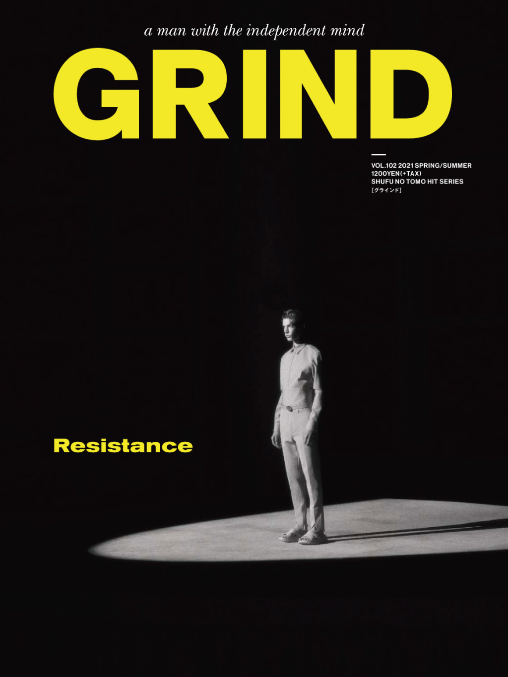 GRIND VOL.102<br>SPRING/SUMMER is OUT NOW